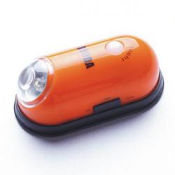 Besidebed Lampe Licht 5W Schuhe Form Temperaturempfindliche Steuer