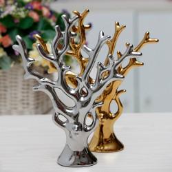 China Ceramics Home Decoration Ceramic Money Rich Tree