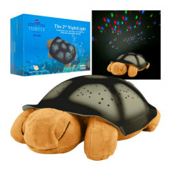 Bunte Musik Schildkröte Konstellation Projektionsnachtlicht