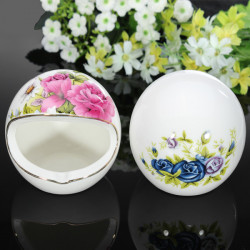 Creative Personality Ceramic Ashtray Wedding Craft Home Decoration