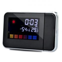 Digital LCD Larm Kalender Väder Station
