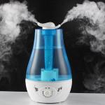 Doppel Mist Outlet Ultraschall Aroma Diffuser Luftbefeuchter Für Privatanwender Haushaltsgeräte