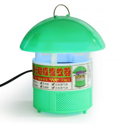 Efficient Photocatalyst Mosquito Repellent Catcher Trap LED Lamp