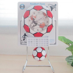Football Basketball Pendulum Clock Home Decor