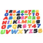 Kühlschrankmagnet 26 Buchstaben Zahlen Kind pädagogisches Spielzeug Haus Dekoration