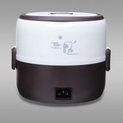 HM 2016 Elektroheizung Lunch Box 1.2L Mini Reiskocher für 1 2 Personen Schulen Büros Krankenhäuser Reisenden usw.