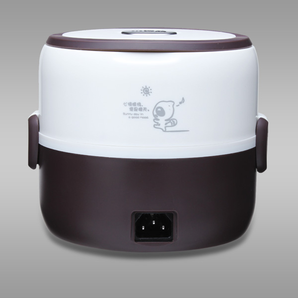 HM 2016 Elektroheizung Lunch Box 1.2L Mini Reiskocher für 1 2 Personen Schulen Büros Krankenhäuser Reisenden usw. Haushaltsgeräte