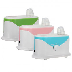 Hushållsapparater Portable Ultrasonic Luftfuktare Steam Diffuser