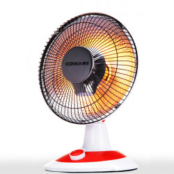 KONKA KH-TY15 220V 300W/600W Electric Heating Warm Air Heater Fan