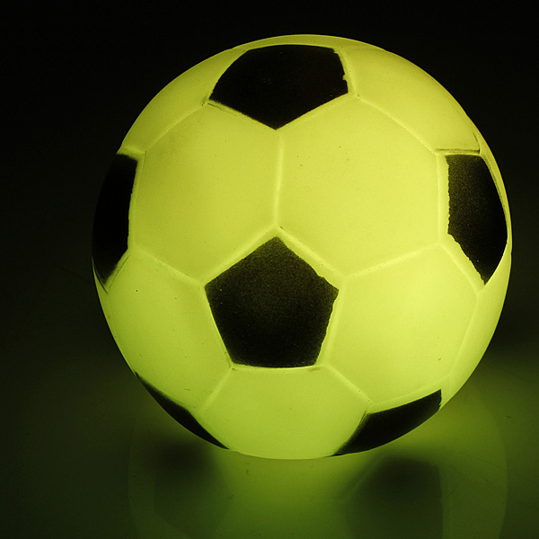 LED Football Soccer Light Lamp Home Decorative Light 7 Color Changing Home Decor