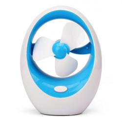 Mini Gullig Mango Kylfläkt USB Batteridrivna Desktop Fan