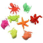 Mixed Marine Life Water Swell Growing Toy Sea Animal Expansion Toys Home Decor