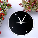 Modern Creative Simple Design Hanging Wall Clock Home Decor
