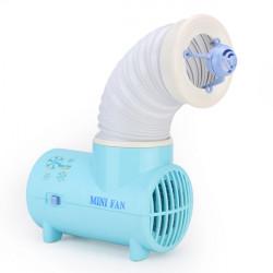 Mückenschutz Kleine Miniluftkühlung USB Tischventilator
