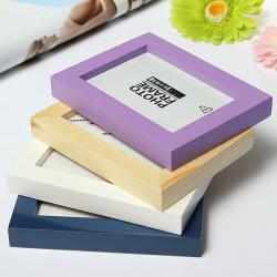 Multi Color Wooden Photo Frame Photo Album Home Decor