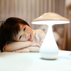 Pilz Luftreinigungssystem Lampe LED Schreibtisch Nachtlicht