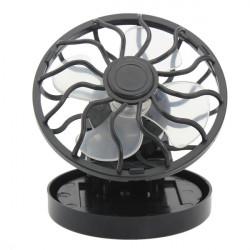 Tragbare Mini solarbetriebene Clip Fan & Cooling Fan Energieeinsparung