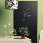 Self-Adhesive Mini Wall Chalkboard Stickers For Bedrooms Home Decor