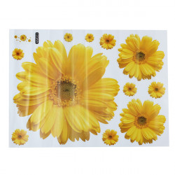 Sunflowers Home Art Decor Decal Removable Wall Sticker