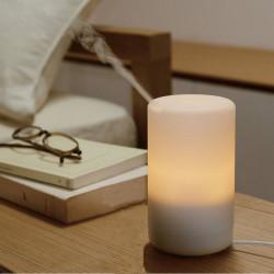 USB LED Car Home Office Air Humidifer Purifier Mist Aroma Diffuser