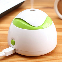 USB Mini Portable Humidifier Air Purifier Aroma Diffuser