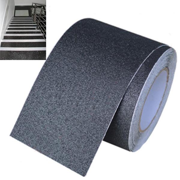 Slitstarkt Greppvänlig Tejp Post Surface Halkskydd Tejp 10CM * 5M Heminredning