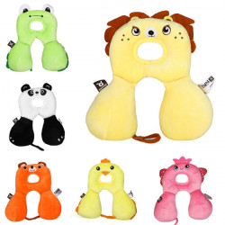0-12M Baby Nursing Pillow Child Car Seat Neck Head Back Protection