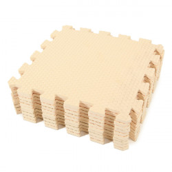 10pcs Eco-friendly Soft Rubber Baby Crawling Floor Puzzle Rugs Play Mat
