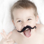 12XArtificial Mustaches Set Fancy Dress Party Fools Day Baby Adult Baby & Mother Care