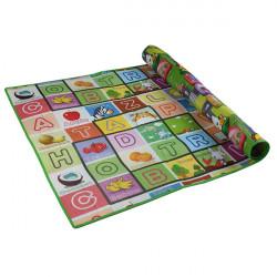 180x120 Alphabet Baby Spiel Spiel Crawl Matten Kinder Bodenaktivität Teppich