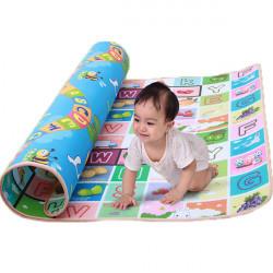 200x180cm Baby Kid Toddler Eco-friendly Crawl Mat Playing Carpet Playmat