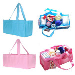 2 Colors Portable Baby Diaper Storage Organizer Mother Bag Handbag Baby & Mother Care