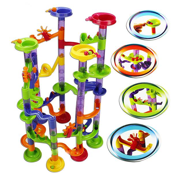58stk Run Rennen Spielzeug Construction Kinder Bausteine Spielzeug Baby Kinder & Mutterpflege