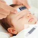 5Pcs Baby Kids Forehead Strip Fever Temperature Test Baby & Mother Care