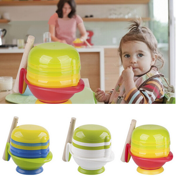 7 Piece Suit Baby Food Grinder Filter Juice Supplementary Baby & Mother Care