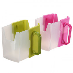Baby Adjustable Juice Milk Box Carton Holder Drinking Training Cup