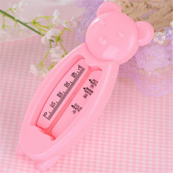 Baby Bath Thermometer Bear Temperature Water Tester Toy
