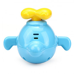 Baby Child Kids Bath Toy Naughty Little Baby Whale Swimming Toys