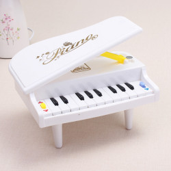 Baby Barn 11 Key Mini Piano Keyboard Simulering Musikal Leksak