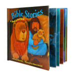 Baby Børn Dyr Engelske Story Early Learning Plush Books Børn  & Babyudstyr