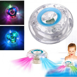 Baby Children Bath Waterproof Toys Party In The Tub Light