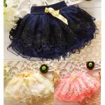 Baby Children Girls Tutu Mini Skirt Ballet Tulle Lace Dress Baby & Mother Care