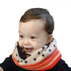 Baby Children Kids Fashion All-Match Warm Scarf