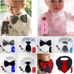 Baby Kinder Damen Herren Muster wasserdichter weicher Essen Lätzchen Baby Kinder & Mutterpflege