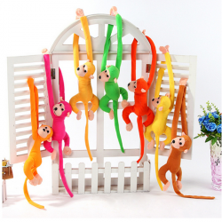 Baby Children Lovely Monkey Toy Plush Doll Gift