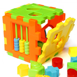 Baby Children Matching Sorting Building Blocks Box Intelligence Toy