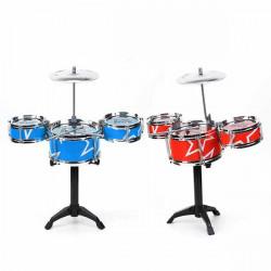 Baby Barn Mini Drums Set Musikinstrument Spela Musik Leksak