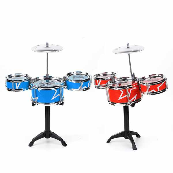 Baby Children Mini Drums Set Musical Instruments Play Music Toy Baby & Mother Care