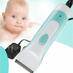 Baby Children Mute Hair Clippers Electric Barber Razor Haircut Device