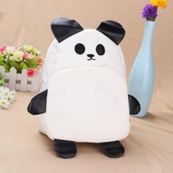 Baby Children Panda Backpacks Cartoon School Bag Bookbag